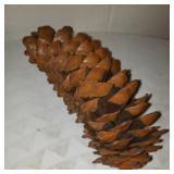 Vintage Large Pinecone