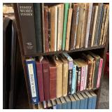 Bookcase & Contents