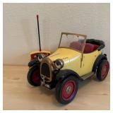 """Vintage Radio Shack  RC Car """"Brum"""""""