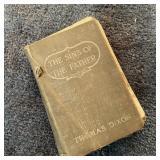 "Antique Book ""Sins of the Father""  Thomas Dixon"