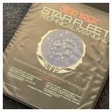 Vintage Star Trek Star Fleet Technical Manual