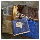 2 Kangaroo Cover Ups & 4 Shawl Style Wraps