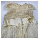 Vintage Lingerie Ivory Color JC Penney
