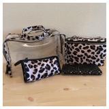 Modella Personal Care/Makeup Travel Bags