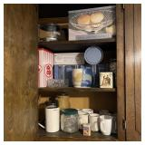 Kitchen Cabinet 2 Contents