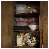 Kitchen Cabinet 3 Contents
