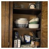 Kitchen Cabinet 4 Contents