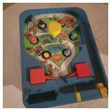 Vintage Childrens Pinball Toy