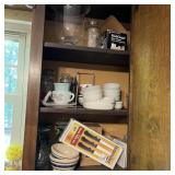 Kitchen Cabinet Contents 7