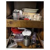 Kitchen Cabinet Contents 8