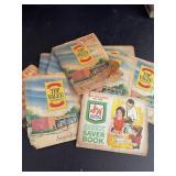 Vintage Top Value & S&H Greens Stamps