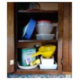 Contents of Cabinet # 13