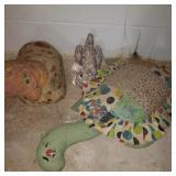 3 Vintage Stuffed Animals