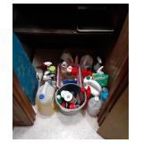 Contents of Broom Closet # 19