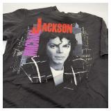 Michael Jackson Bad Tour 1988 Shirt