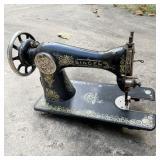 Antique Singer Machine AA677648