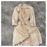 Vintage Adolph Schuman Coat Chamois Style