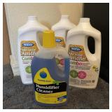 Humidifier Combo & Cleaner