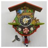 Miniature Clock Germany