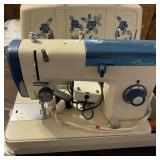 Vintage Wizard Citation/Brother Sewing Machine