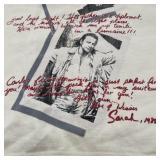 Vintage Shirt Sarah 1988