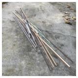 Cove Moulding Wood Trim & Wood Pieces