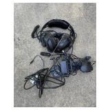 Vintage Pilot Headphones DNC XL
