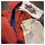 Vintage Jacket, T Shirt, Clothing