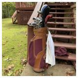 Golf Clubs in Bag, Callaway Golf Clubs