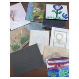 Oil Paintings w/Prints