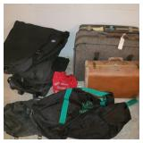 Lot of Luggage & Bags
