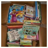 Boxes of Childrens Books
