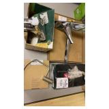 4x ASSORTED FAUCETS TP HOLDER