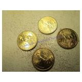 PRESIDENTIAL COINS