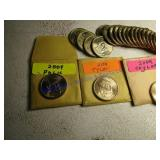 $1 GOLD PRES. DOLLARS