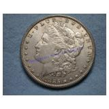 1885P MORGAN DOLLAR