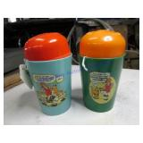 ORPHAN ANNIE COLD OVALTINE CUPS