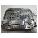 FIREFIGHTER BELT BUCKLE