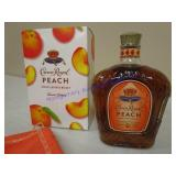 PEACH CROWN ROYAL