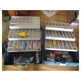 TACKLE BOX & CONTENTS