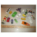 MATCH BOX HOT WHEELS CARS