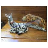 ZEBRA & TIGER