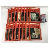 Livres à illustrations/volumes Histoire du MONDE