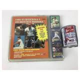 Cartes de baseball ROOKIES 1988-1989 NEUFS