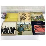 5 vinyles 33 tours/LP Québois dont Harmonium