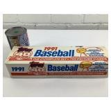 Ensemble Baseball TOPPS 1991 (Série complète)