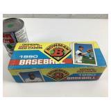 Ensemble Baseball BOWMAN 1990 (Série complète)