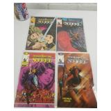 4 comics Sisterhood Steel 1984-85 1-3-5-6