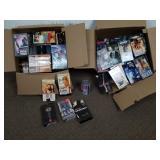 Boites de fillms/DVD
