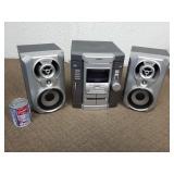 Chaîne HIFI Sony HCD-GX20 (fonctionnel sauf CD)